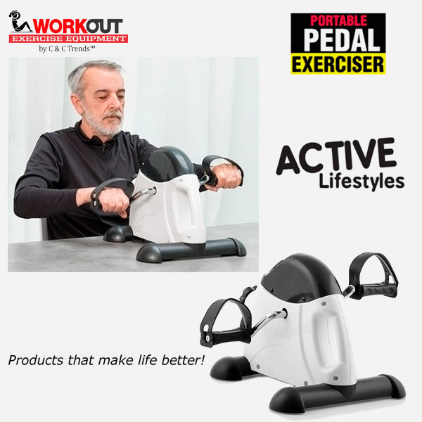 Multifunction Pedal Exerciser Workout 6