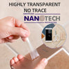 Multifunctional Nano Adhesive Tape