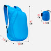 Multiuse Waterproof Foldable Backpack