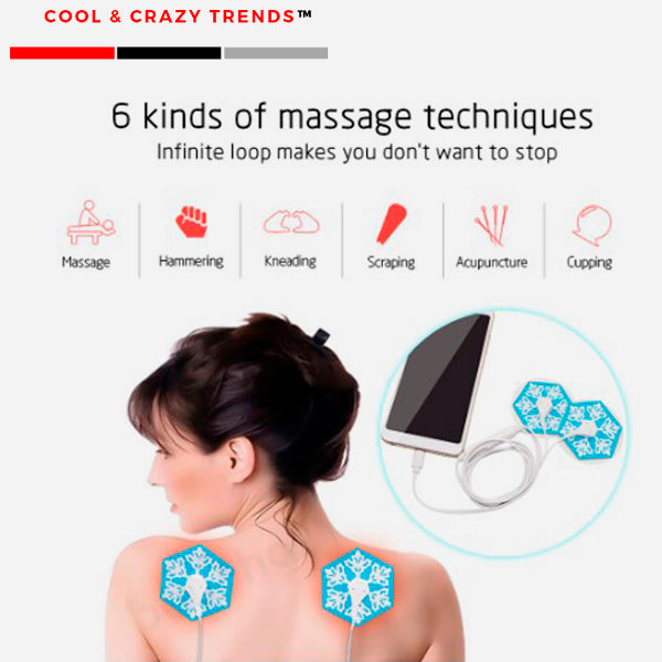 New Generation Portable Smart Massager 2