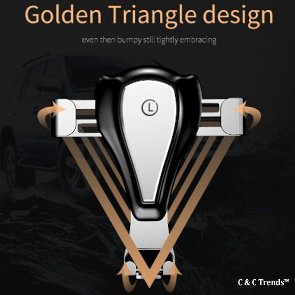 New Generation Triangle Phone holder for cars
