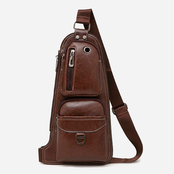New Half Moon Casual Messenger Bag