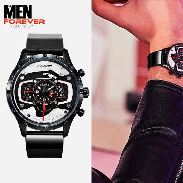 Original Speed Racing Fashion Watch 12a