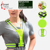 Outdoor Activities LED Reflective Safety Vest  2
