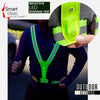 Outdoor Activities LED Reflective Safety Vest 4