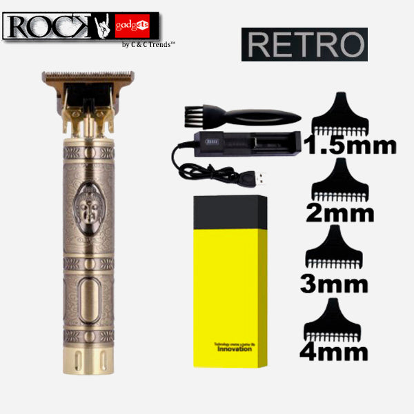 Retro Electric Hair Clipper for Men 10