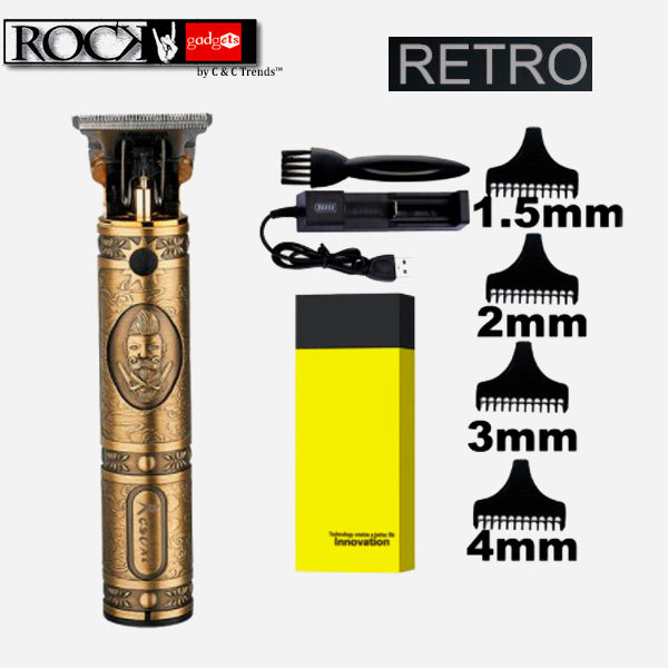 Retro Electric Hair Clipper for Men 11