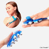 Roller balls Relaxing Massager Glove
