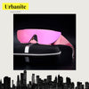 Cool Futuristic Polarized Sunglasses