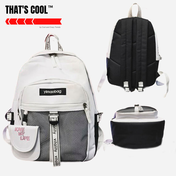 Japanese Style High School Backpack 3