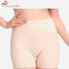Seamless Solid Satin Boyshorts 2