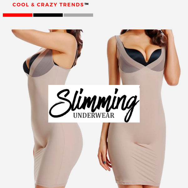 Slimming Shapewear Underwear Corset Dress