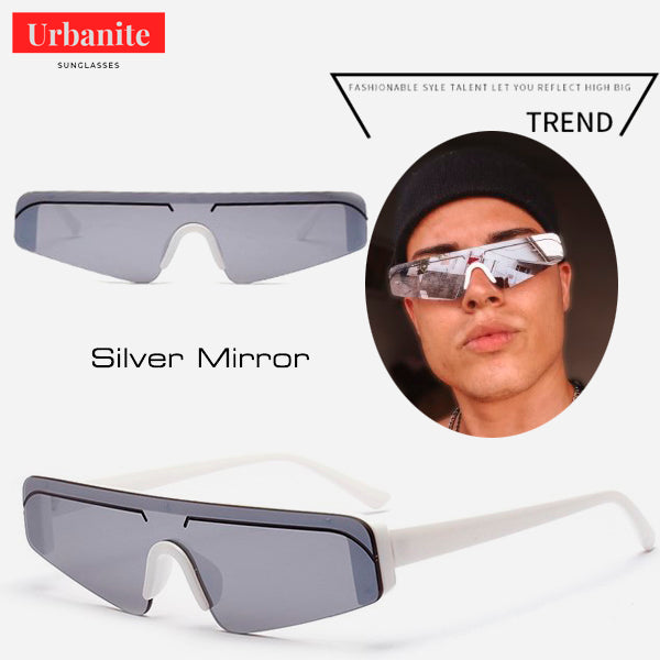 Small Narrow Frame Star Sunglasses