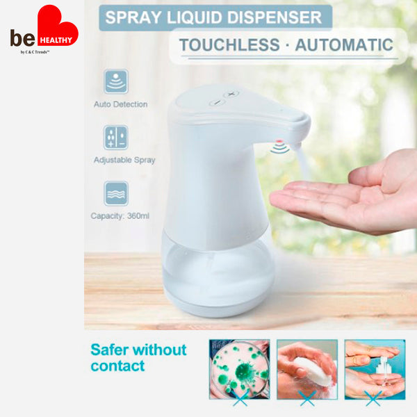 Smart Sensor Soap Dispenser 2