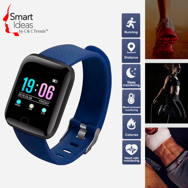 Sports Waterproof Smart Bracelet