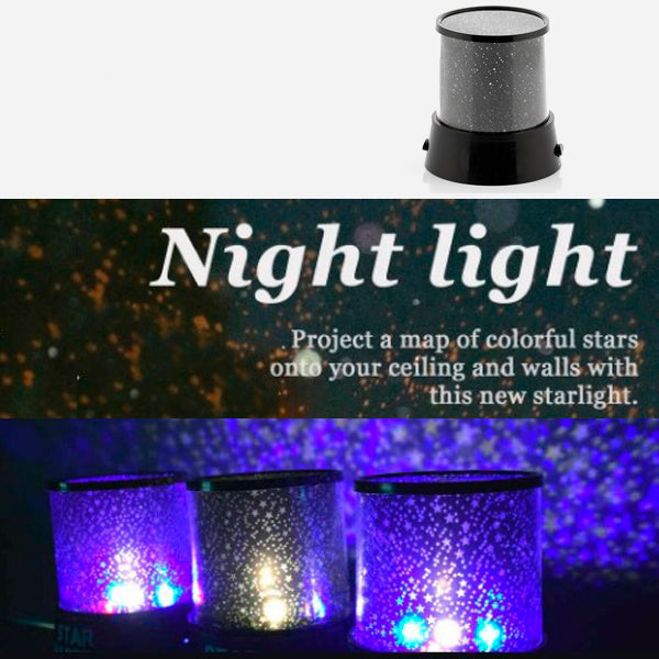 Starry Cosmos Led Projector Lamp 1a