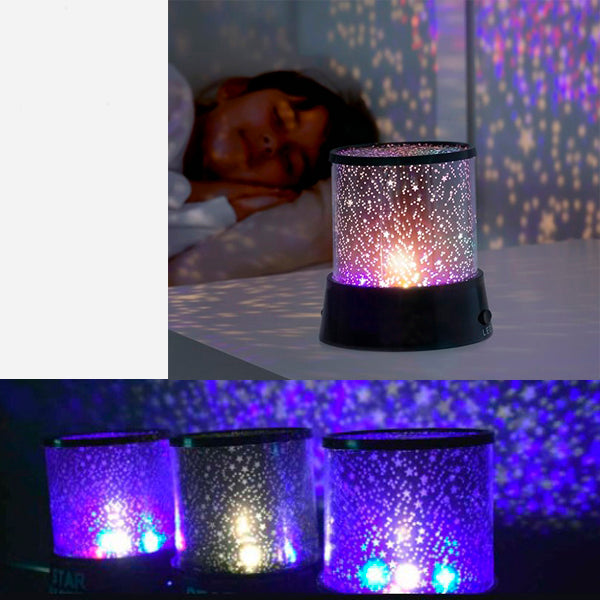 Starry Cosmos Led Projector Lamp 2a