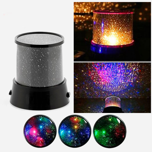 Starry Cosmos Led Projector Lamp 3a