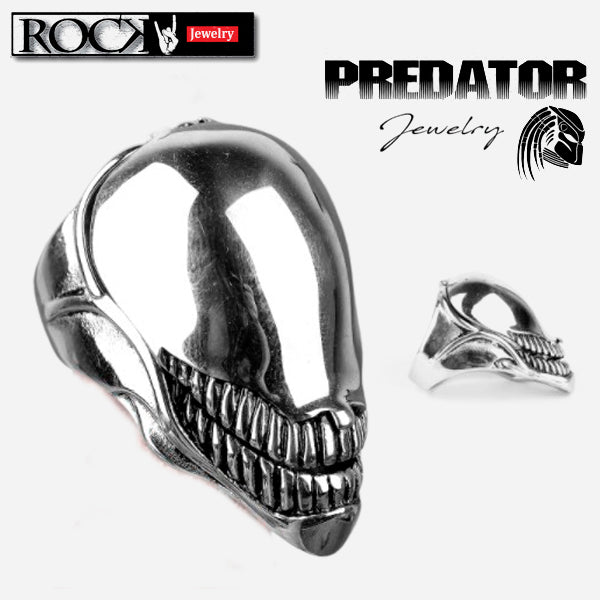 Steel Head Predator Ring 2