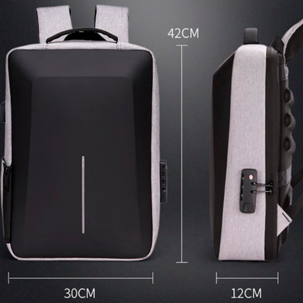 Stereoscopic 3D Anti-theft Casual Backpack 15