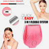 USB Portable Painless IPX4 Mini Epilator