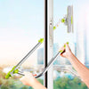 U type Extendable Microfiber Window Cleaning Brush
