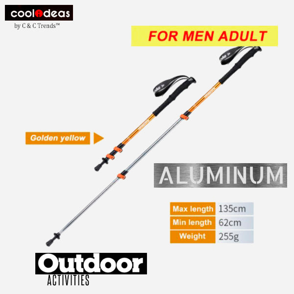 Ultralight Telescopic Walking Stick 11