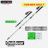 Ultralight Telescopic Walking Stick 12