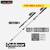 Ultralight Telescopic Walking Stick 8