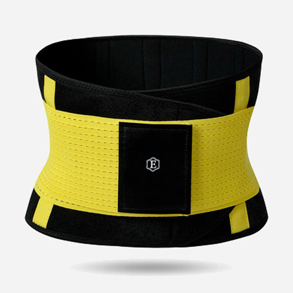 Waist Trimmer Belt with Slimming Effect