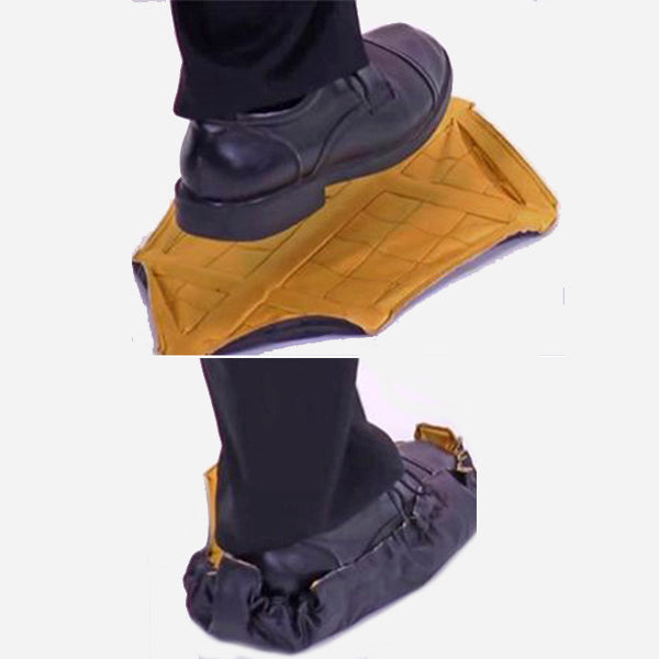 Fast Reusable Automatic Shoe Cover 5