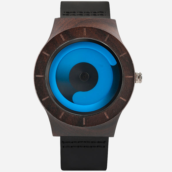 Futuristic Bamboo Sports Watches
