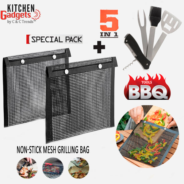 Special Full BBQ Pack