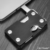 Multi-functional Metal Credit Card Wallet & Key Holder