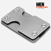 Multi-functional Metal Credit Card Wallet & Key Holder 6b