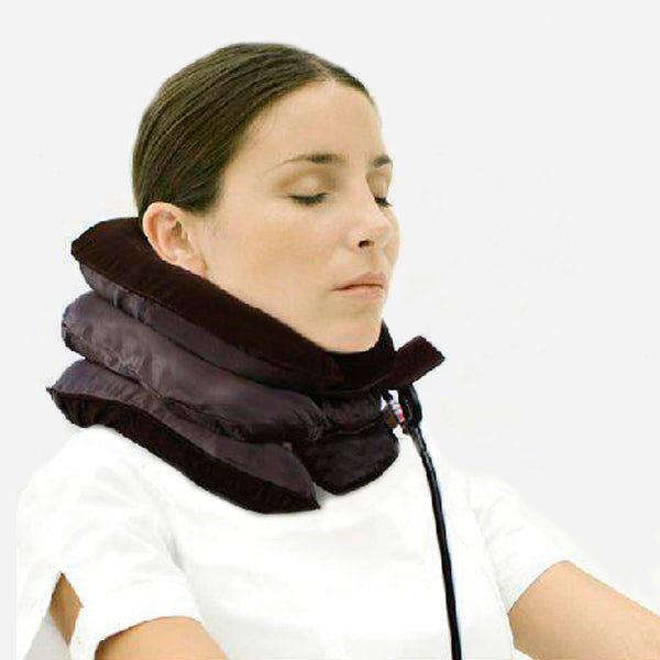 Cervical Traction Device for Head & Shoulder Relief