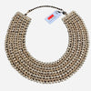 Neck Bib Choker Chain Necklace