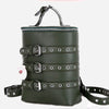 Wind Bucket Rivet Backpack
