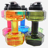 Water Dumbbells Gym Fitness