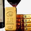 Windproof Lighters shaped Gold Bullion