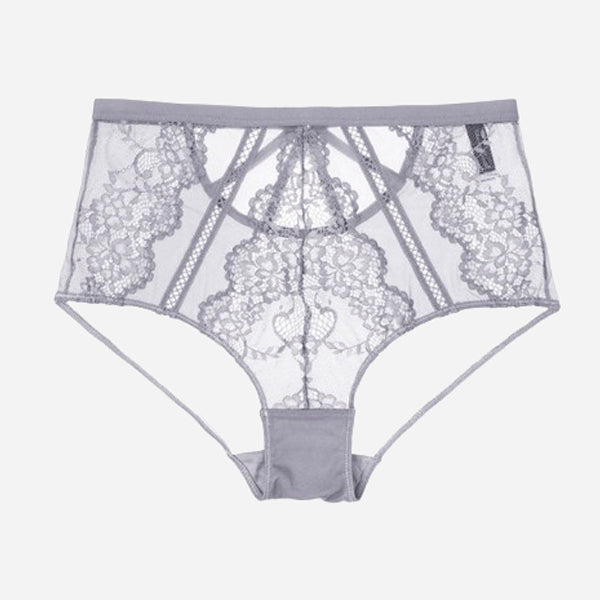 Luxury High Waist Lace Panty