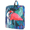 Flamingo Printing Backpack For Teenager