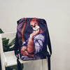 Cat Drawstring Sackpack