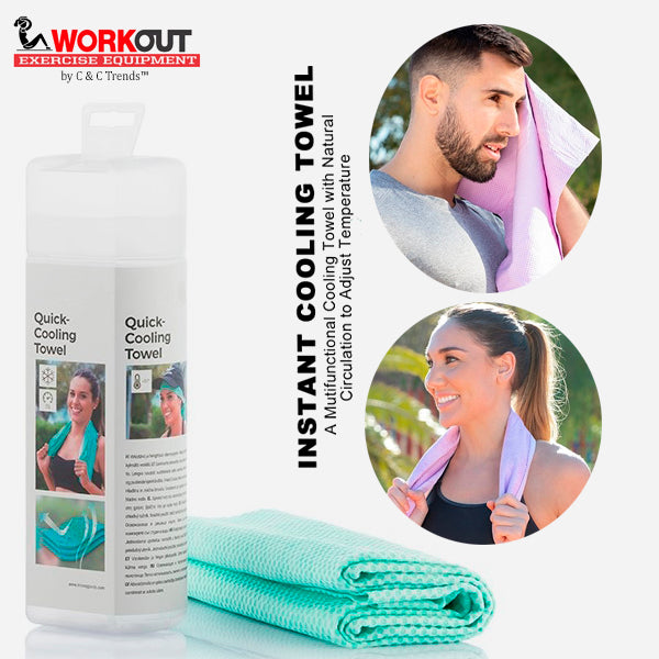 Sports Instant Cooling Towel 1