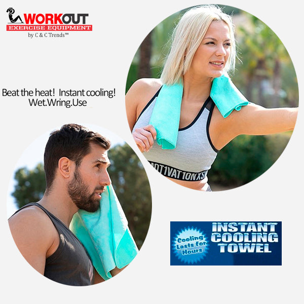 Sports Instant Cooling Towel 5