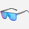 Vintage Style Lens Rimless Sunglasses