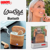 Wood Style Wireless Bluetooth Earbuds 2