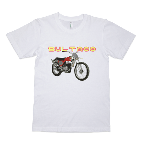 Bultaco Pursang Mk 5 T Shirt | Vox Throttle