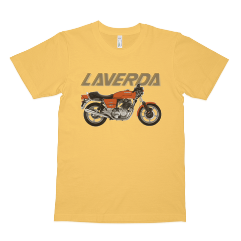 Laverda Jota T Shirt | Vox Throttle
