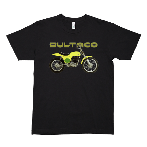 Bultaco Pursang Mk 1 Metisse T Shirt | Vox Throttle